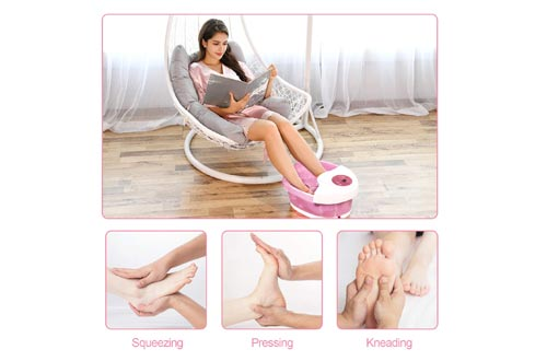 Foot Spa Misiki Foot Bath Massager