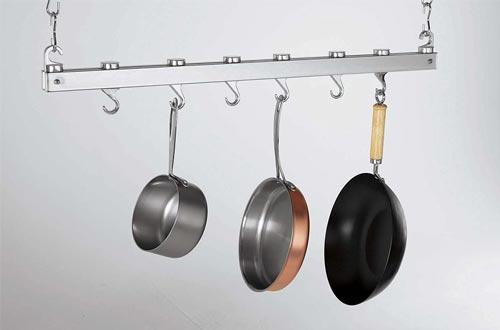 Concept Housewares Ceiling Pot Rack