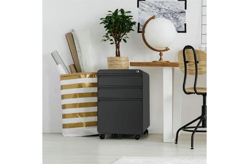 3-Drawer Filing Cabinet