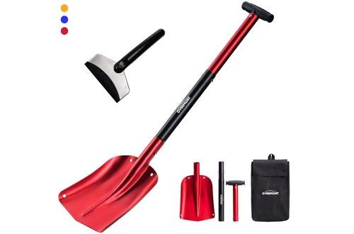 Lightweight Portable Sport Utility Shovel