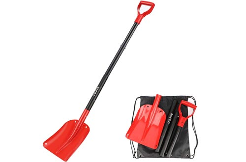 "COFIT 47"" Retractable Snow Shovel"