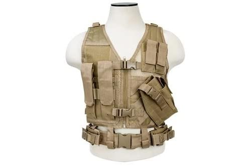 NcSTAR NC Star CTVC2916T, Tactical Vest