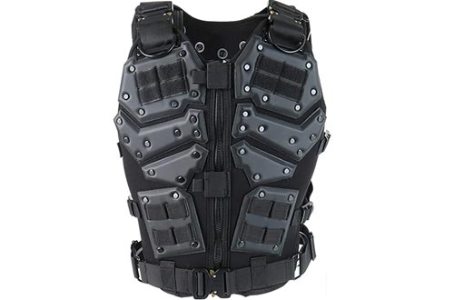 ActionUnion Airsoft Tactical Vest