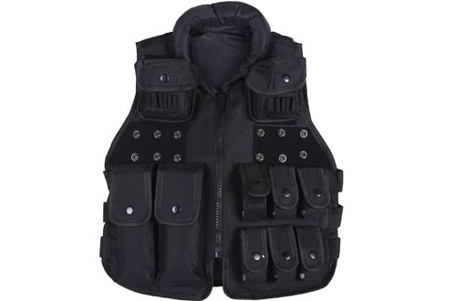 Children Outdoor Tactic Chest Vest