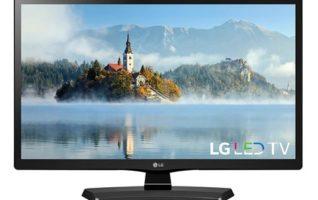 LG 24LJ4540 TV, 24-Inch 720p LED