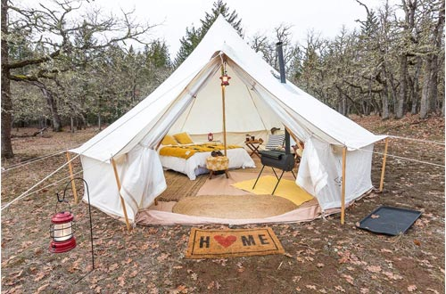 Life inTents Fernweh Bell Tents