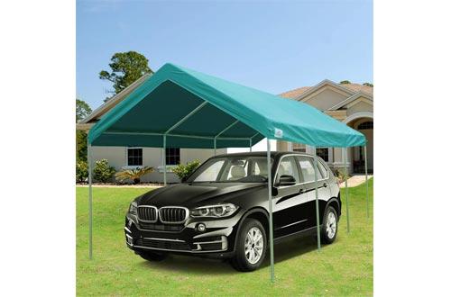 Heavy Duty Carport Car Canopy Garage Boat Shelter Party Tent