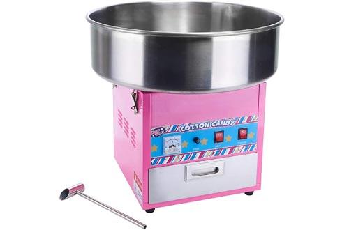 Winco CCM-28, Show Time Electric Cotton Candy Machine