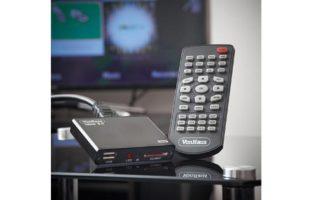 VonHaus 1080p HD TV Digital Mini Media Player