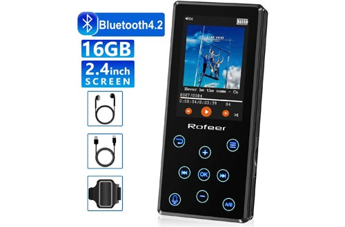 Portable Digital Music Player FM Radio Voice Recorder
