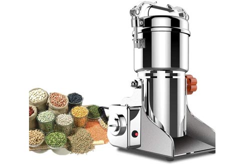 CHENJIU Christmas Promotion Super fine Grain Powder Machine