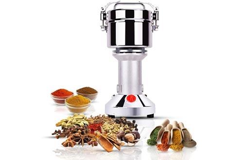 Cereal Spice Grinder Herb Pulverizer Superfine Powder Machine