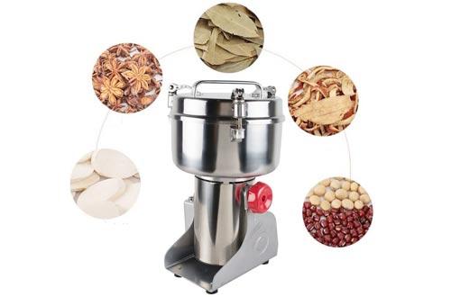 Spice Herb Powder Grinding Machine