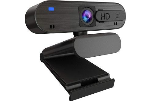ANTZZON 1080P HD Auto Focus Webcam
