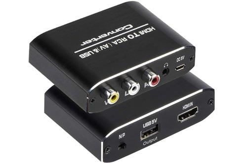 Wonlyus HDMI to RCA Converter