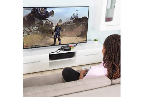 HDMI to 3RCA CVBS AV Composite Video Adapter
