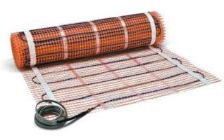 SunTouch Floor Warming Mat