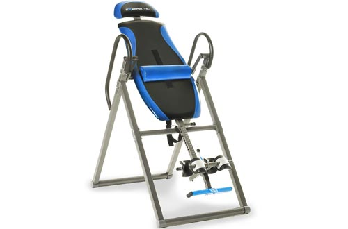 Exerpeutic 150L Triple Safety Locking Inversion Table