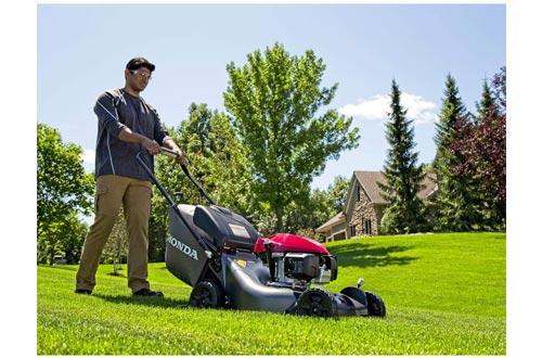 3-in-1 Self Propelled Lawn Mower