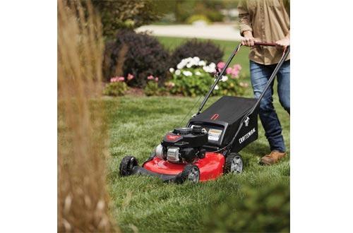 Craftsman M105 140cc 21-Inch 3-in-1 Gas Powered Push Lawn Mower