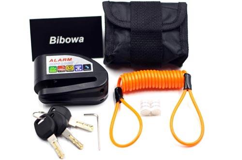 Bibowa Disc Brake Lock with Alarm