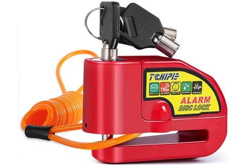 Tchipie Disc Brake Lock Motorcycle Alarm