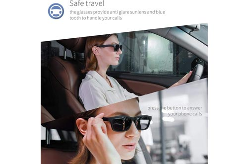 Cherry-Lee Smart Bluetooth Glasses