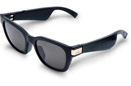 Bluetooth Audio Smart Sunglasses w/Microphone
