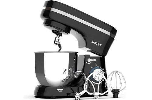 KUPPET Stand Mixer, 8-Speed Electric Mixer