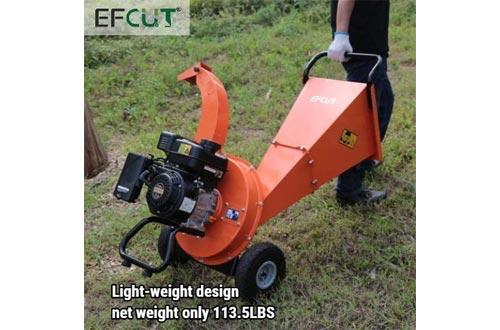 EFCUT C30 Wood Chipper Shredder Mulcher