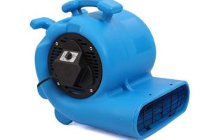 MOUNTO 3-Speed 3/4HP 3000CFM Air Mover