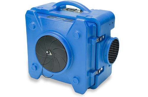 BlueDri BD-AS-550-BL Negative Machine Airbourne Cleaner