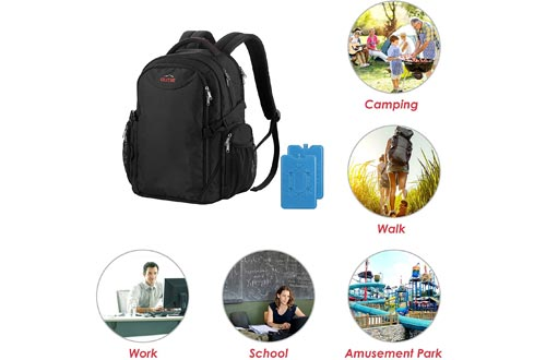 OUTXE Cooler Backpack Insulated Cooler Bag