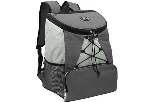 GigaTent Fully Insulated Interior Cooler Backpack