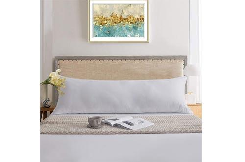ELNIDO QUEEN Full Body Pillow Insert, Soft Large Long Bed Pillow