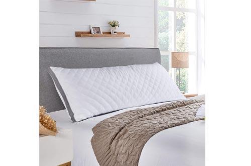 Oubonun Premium Adjustable Loft Quilted Body Pillows