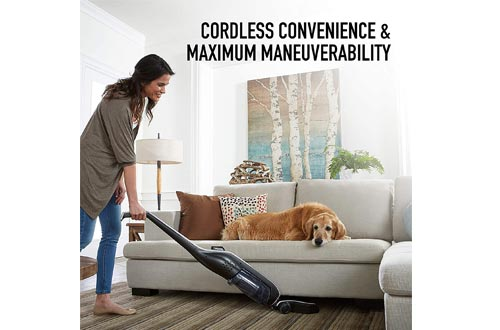Hoover BH50010 Linx Cordless Stick Vacuum Cleaner