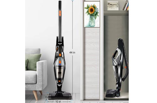 Hikeren Stick Vacuum Cleaner