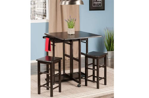 Winsome Suzanne 3-PC Set Space Saver Kitchen