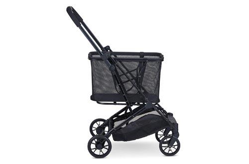 Joovy Boot Lightweight Shopping Cart with Reusable
