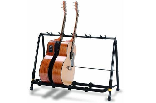 HERCULES GS525B 5-Piece Guitar Rack
