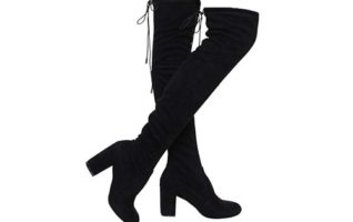 ShoBeautiful Women's Thigh High Boots