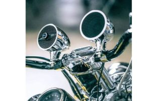 LEXIN LX-S3 Motorcycle Bluetooth Speakers