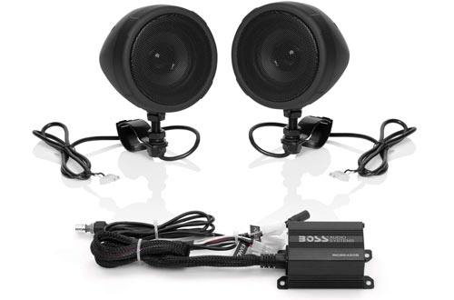 Boss Audio Systems MCBK420B Motorcycle Bluetooth Speaker