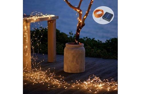 BHCLIGHT Solar String Lights Outdoor