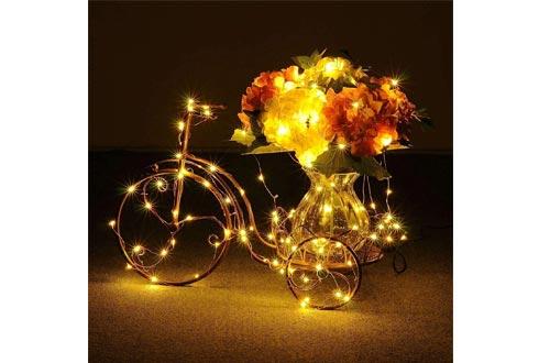 Upoom Solar Fairy Lights