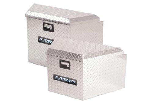 Lund 6134T 21-Inch Aluminum Trailer Tongue Truck Box