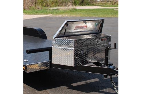 Westin 80-RB4919 Aluminum Brute Trailer