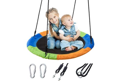 Durable Easy Install 900D Oxford Kids Swing Seat