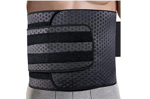 Wasit Trimmer for Men Neoprene Ab Belt